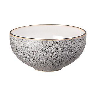 Denby Pottery Studio Grey Ramen and Noodle Bowl 17.5cm Dia.
