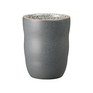 Denby Pottery Studio Grey Handleless Mug Grey 270ml