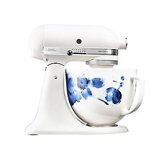 KitchenAid 4.7L Ink Watercolour Ceramic Bowl 5KSM2CB5PIW alt image 4