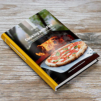 Ooni 3 Outdoor Oven with Cover and Cookbook Bundle alt image 5