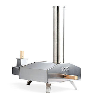 Ooni 3 Wood-Fired Outdoor Oven with Cover Bundle alt image 6