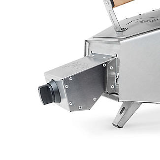 Ooni Pro Outdoor Pizza Oven with Gas Burner Attachment alt image 4