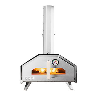 Ooni Pro Outdoor Pizza Oven with Wood Pellet Burner Attachment alt image 6