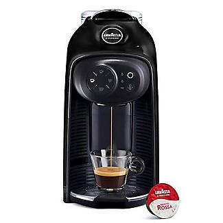 Lavazza A Modo Mio Idola Capsule Coffee Machine Black 18000280