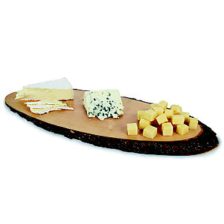 Boska Bark Ash Serving Board