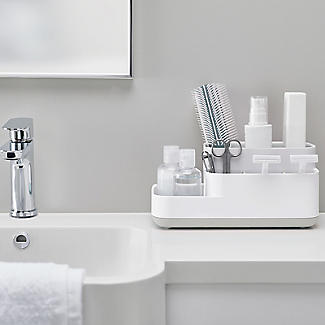 Joseph Joseph EasyStore Bathroom Caddy Grey alt image 2