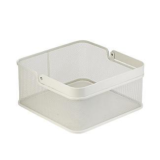 2 Folding Handle Mesh Kitchen Storage Baskets alt image 7