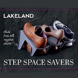 3 Shoe Storage Step Space Savers  alt image 2