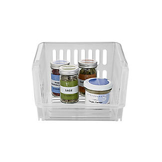 3 Lakeland Stackable Storage Baskets  alt image 4