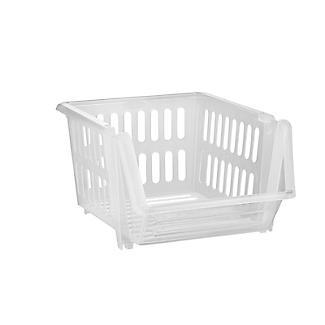 3 Lakeland Stackable Storage Baskets  alt image 7