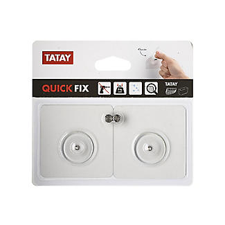 Tatay Quick Suction Fix Wall Fixing System alt image 3