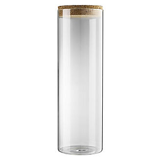 Typhoon Large Glass Storage Canister 1.8L alt image 2