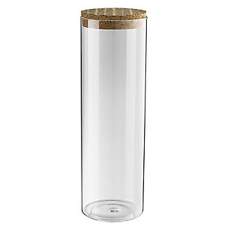 Typhoon Large Glass Storage Canister 1.8L alt image 3