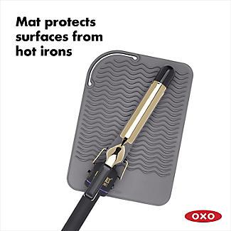 OXO Good Grips Hot Styling Tool Mat Grey 30 x 17cm alt image 3