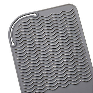 OXO Good Grips Hot Styling Tool Mat Grey 30 x 17cm alt image 4