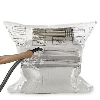 Lakeland Vacuum Clothes & Duvet Storage Tote Bags Bundle alt image 7