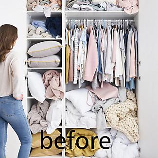 Lakeland Vacuum Clothes & Duvet Storage Tote Bags Bundle alt image 9