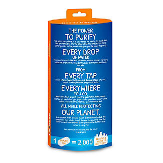 GOpure PuriBloc Portable Tap Water Filter Capsule alt image 6