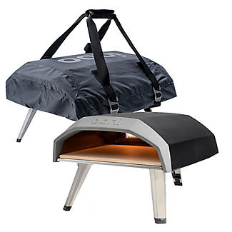 Ooni Koda Gas-Fired Outdoor Pizza Oven with Carrying Case