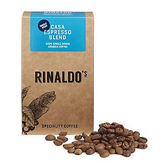 Rinaldo's Coffee Casa Espresso Blend Whole Coffee Beans 250g