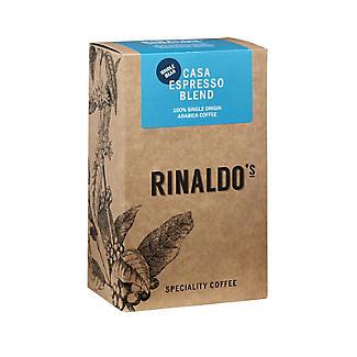 Rinaldo's Coffee Casa Espresso Blend Whole Coffee Beans 250g alt image 3