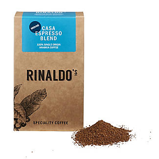Rinaldo's Coffee Casa Espresso Blend Ground Coffee 250g