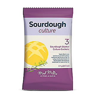 Mad Millie Sourdough Culture Sachets - Pack of 3