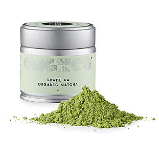 OMGTea 100% Organic Japanese Matcha Tea 30g