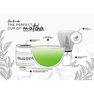 OMGTea 100% Organic Japanese Matcha Tea 30g alt image 5