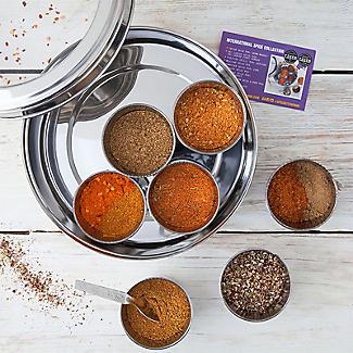 Spice Kitchen World Spice Tin 9 x 20g alt image 2