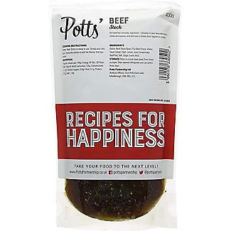 Potts' Liquid Beef Stock 400g alt image 2