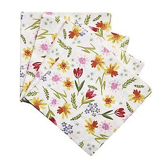 20 Talking Tables Spring Floral Napkins