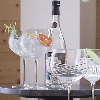 4 LSA Large Gin Balloon Glasses Set alt image 2