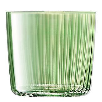 4 LSA Gio Tumbler Glasses Set - Jade  alt image 6