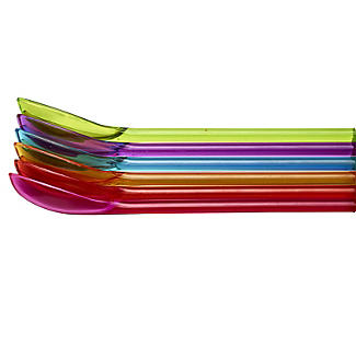 Zak! Designs Rainbow Sundae Spoons – Pack of 6 alt image 5