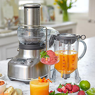 Sage The 3X Bluicer Pro Blender and Juicer SJB815BSS alt image 2