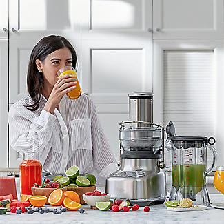 Sage The 3X Bluicer Pro Blender and Juicer SJB815BSS alt image 4