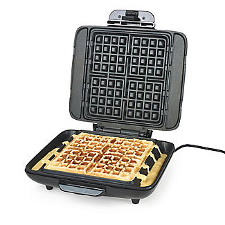 Lakeland No Mess Electric Waffle Maker