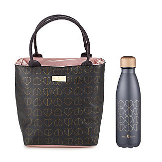 Beau and Elliot Lunch Bag and Bottle Bundle