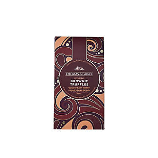 Thomas & Grace Chocolate Brownie Truffles 120g alt image 2