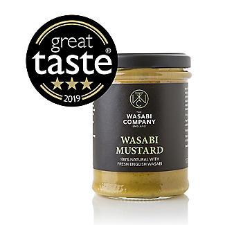 The Wasabi Company Wasabi Mustard 175g