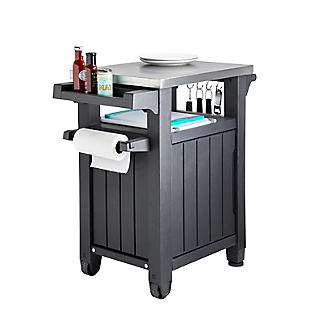 Keter Unity Outdoor Kitchen Portable Barbecue Station alt image 4