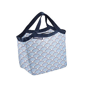 Lakeland Blue Wave Insulated Lunch Tote 5L