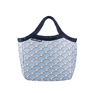 Lakeland Blue Wave Insulated Lunch Tote 5L alt image 2