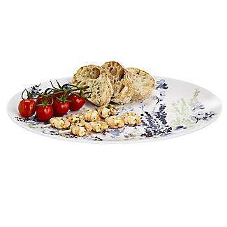 Lakeland Hana Garden Melamine Oval Serving Platter