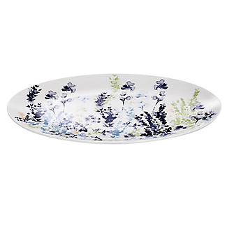 Lakeland Hana Garden Melamine Oval Serving Platter alt image 3