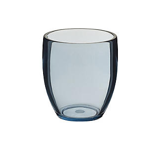 Lakeland Smoky Blue Acrylic Tumbler 400ml
