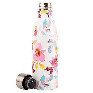 Summerhouse Gardenia Insulated Stainless Steel Water Bottle 500ml