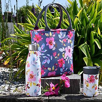 Summerhouse Gardenia Insulated Stainless Steel Water Bottle 500ml alt image 2