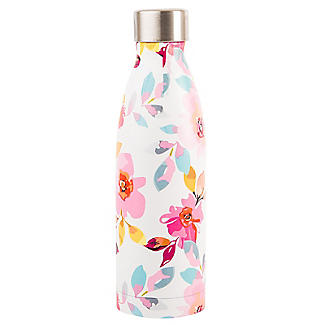 Summerhouse Gardenia Insulated Stainless Steel Water Bottle 500ml alt image 3